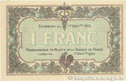 1 Franc FRANCE régionalisme et divers MACON, BOURG 1915 JP.078.03 SUP