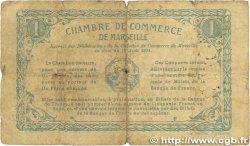 1 Franc FRANCE régionalisme et divers MARSEILLE 1914 JP.079.11 B