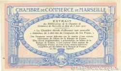 1 Franc FRANCE régionalisme et divers MARSEILLE 1917 JP.079.64 pr.SUP