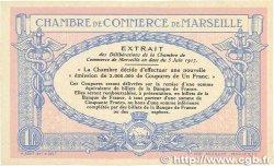 1 Franc FRANCE régionalisme et divers Marseille 1917 JP.079.64 SPL+