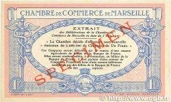 1 Franc FRANCE régionalisme et divers Marseille 1917 JP.079.65 pr.SPL