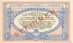 1 Franc FRANCE régionalisme et divers MARSEILLE 1917 JP.079.65 pr.NEUF