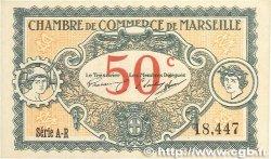 50 Centimes FRANCE régionalisme et divers Marseille 1917 JP.079.67 SPL