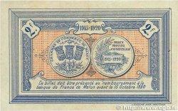 2 Francs FRANCE régionalisme et divers MELUN 1915 JP.080.05 TB