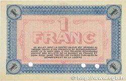 1 Franc FRANCE régionalisme et divers MENDE 1918 JP.081.08 pr.NEUF