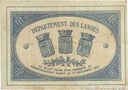 1 Franc FRANCE régionalisme et divers Mont-De-Marsan 1914 JP.082.15 TB