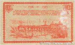 50 Centimes FRANCE régionalisme et divers Montauban 1914 JP.083.01 pr.SUP