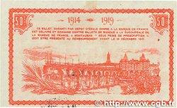 50 Centimes FRANCE régionalisme et divers Montauban 1914 JP.083.01 pr.SPL