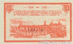 50 Centimes FRANCE régionalisme et divers Montauban 1914 JP.083.01 SPL