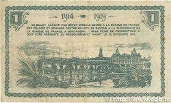 1 Franc FRANCE régionalisme et divers Montauban 1914 JP.083.06 TB