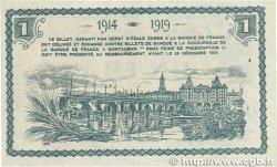 1 Franc FRANCE régionalisme et divers MONTAUBAN 1914 JP.083.06 SUP