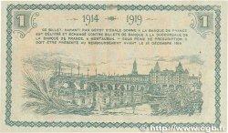 1 Franc FRANCE régionalisme et divers MONTAUBAN 1914 JP.083.06 pr.SPL