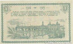 1 Franc FRANCE régionalisme et divers MONTAUBAN 1914 JP.083.06 SPL