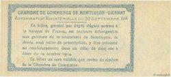 50 Centimes FRANCE régionalisme et divers MONTLUÇON, GANNAT 1914 JP.084.07 SUP+