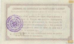 1 Franc FRANCE régionalisme et divers  1915 JP.084.15var. SUP+