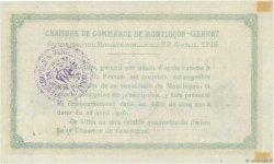2 Francs FRANCE régionalisme et divers Montluçon, Gannat 1916 JP.084.26 pr.NEUF