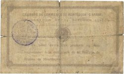 2 Francs FRANCE régionalisme et divers Montluçon, Gannat 1918 JP.084.44 AB