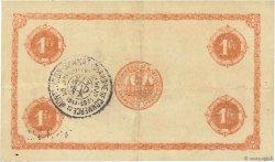 1 Franc FRANCE régionalisme et divers Montluçon, Gannat 1921 JP.084.63 TTB