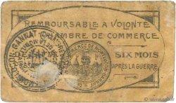 5 Centimes FRANCE régionalisme et divers Montluçon, Gannat 1918 JP.084.66 B+