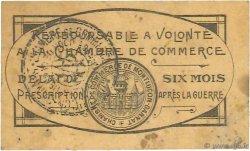 25 Centimes FRANCE régionalisme et divers Montluçon, Gannat 1918 JP.084.68 TB