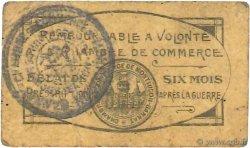 5 Centimes FRANCE régionalisme et divers Montluçon, Gannat 1918 JP.084.69 TB