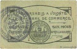 25 Centimes FRANCE régionalisme et divers Montluçon, Gannat 1918 JP.084.71 TTB