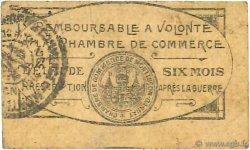 5 Centimes FRANCE régionalisme et divers MONTLUÇON, GANNAT 1918 JP.084.72 TB