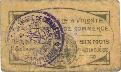 5 Centimes FRANCE régionalisme et divers Montluçon, Gannat 1918 JP.084.72 B+