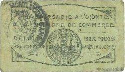 25 Centimes FRANCE régionalisme et divers Montluçon, Gannat 1918 JP.084.74 B+