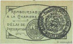 25 Centimes FRANCE régionalisme et divers MONTLUÇON, GANNAT 1918 JP.084.74 TTB