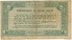 50 Centimes FRANCE régionalisme et divers Agen 1917 JP.002.13 B