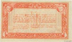 1 Franc FRANCE régionalisme et divers AGEN 1914 JP.002.03 TTB+