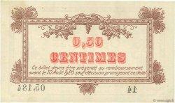 50 Centimes FRANCE régionalisme et divers Montpellier 1915 JP.085.01 TTB+