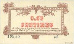 50 Centimes FRANCE régionalisme et divers Montpellier 1915 JP.085.01 SPL