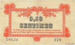 50 Centimes FRANCE régionalisme et divers MONTPELLIER 1915 JP.085.06var. TB