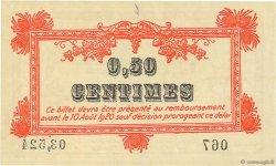 50 Centimes FRANCE régionalisme et divers MONTPELLIER 1915 JP.085.06 SUP+