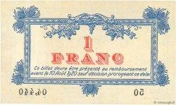 1 Franc FRANCE régionalisme et divers MONTPELLIER 1915 JP.085.10 TTB+