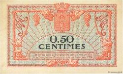 50 Centimes FRANCE régionalisme et divers MONTPELLIER 1921 JP.085.22 TTB