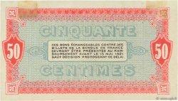 50 Centimes FRANCE régionalisme et divers Moulins et Lapalisse 1916 JP.086.01 SUP+