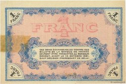 1 Franc FRANCE régionalisme et divers Moulins et Lapalisse 1916 JP.086.09 TTB+