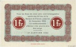 1 Franc FRANCE régionalisme et divers Nancy 1921 JP.087.51 NEUF