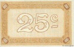 25 Centimes FRANCE régionalisme et divers NANCY 1918 JP.087.56 SUP