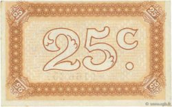 25 Centimes FRANCE régionalisme et divers Nancy 1918 JP.087.57 TTB+