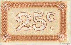 25 Centimes FRANCE régionalisme et divers Nancy 1918 JP.087.62 TTB+