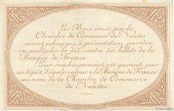 1 Franc FRANCE régionalisme et divers NANTES 1918 JP.088.05 TTB