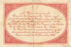 50 Centimes FRANCE régionalisme et divers NANTES 1918 JP.088.24 TB+