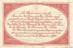 50 Centimes FRANCE régionalisme et divers Nantes 1918 JP.088.24 TTB
