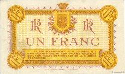 1 Franc FRANCE régionalisme et divers NARBONNE 1915 JP.089.06 TB+