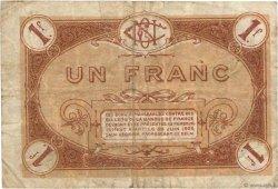 1 Franc FRANCE régionalisme et divers Nevers 1920 JP.090.19 pr.TB