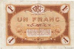 1 Franc FRANCE régionalisme et divers NEVERS 1920 JP.090.19 TTB